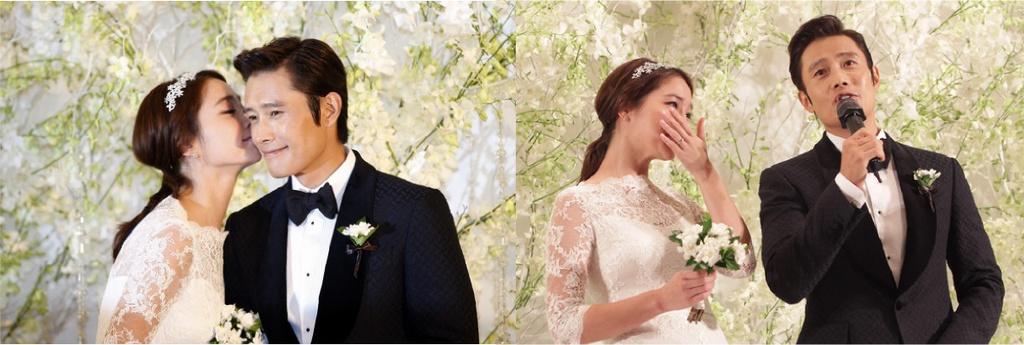 Lee Min Jung va Lee Byung Hun anh 3