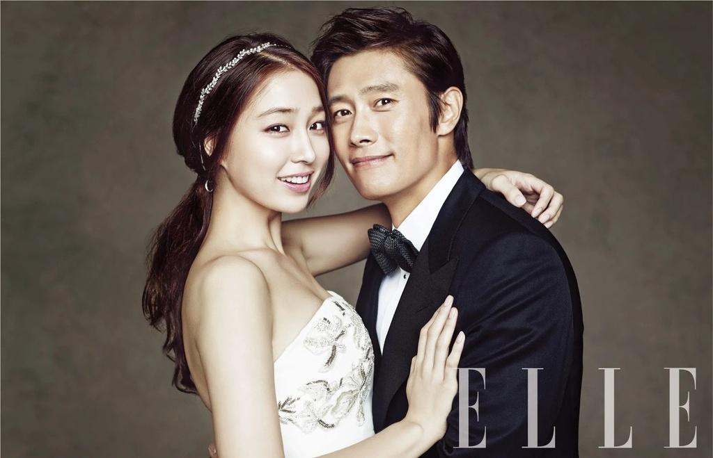 Lee Min Jung va Lee Byung Hun anh 4