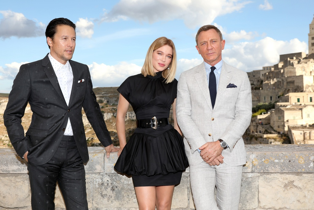 Daniel Craig dong James Bond anh 4