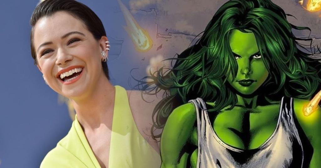 my nhan dong She Hulk anh 1