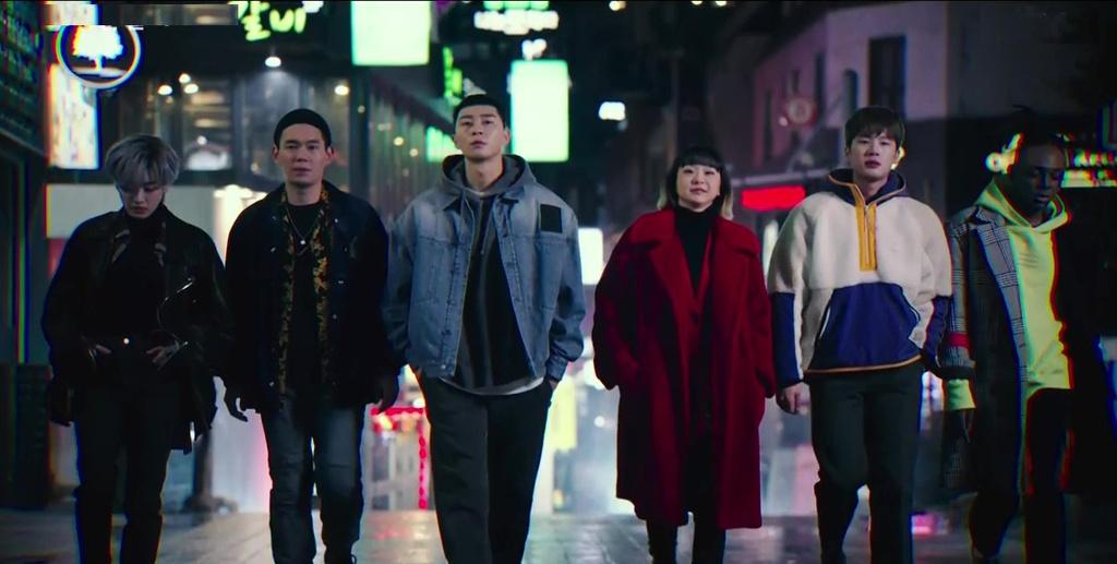 Vi dau phim bo Han Quoc cu 'dau voi duoi chuot'? hinh anh 2 itaewonclass_01_00009_1.jpg