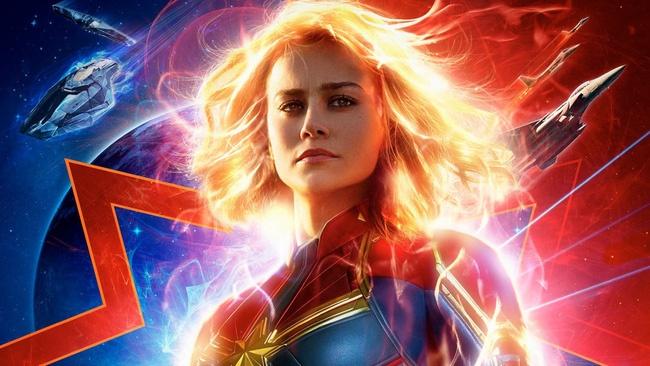 Nguoi ham mo Marvel khong thich Brie Larson anh 1