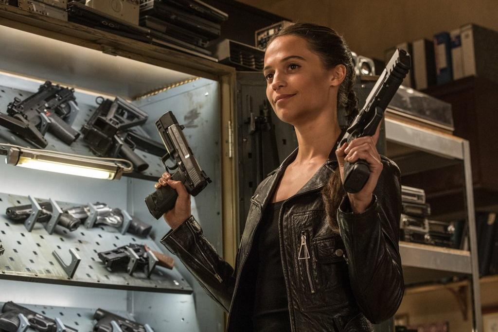Tomb Raider anh 3