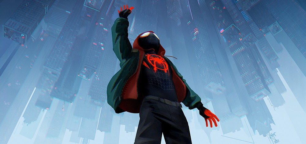 Spider-Man Miles Morales anh 1