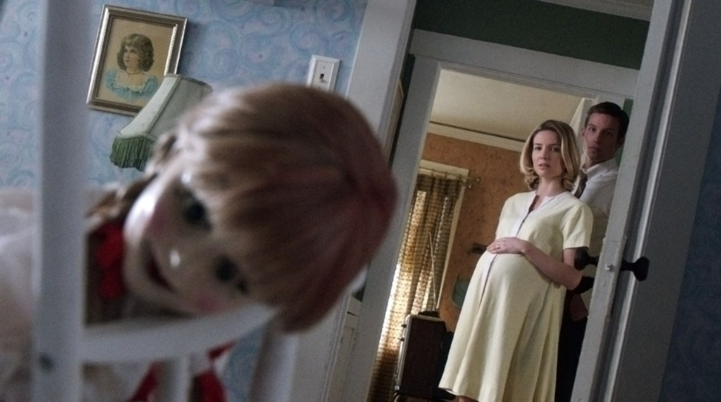 bup be Annabelle bi quy am anh 2