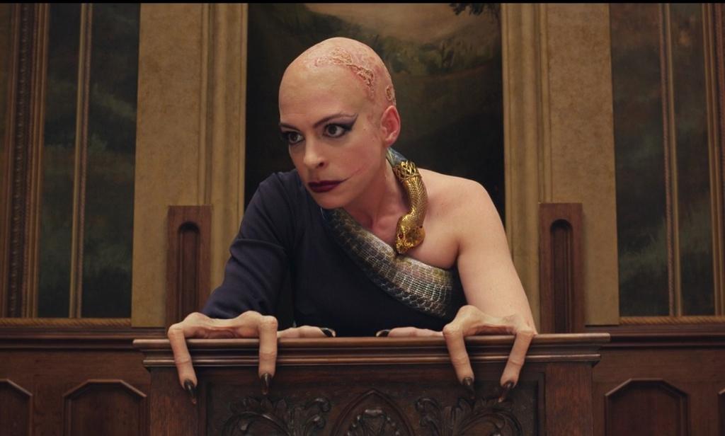 phu thuy dau troc cua Anne Hathaway anh 1