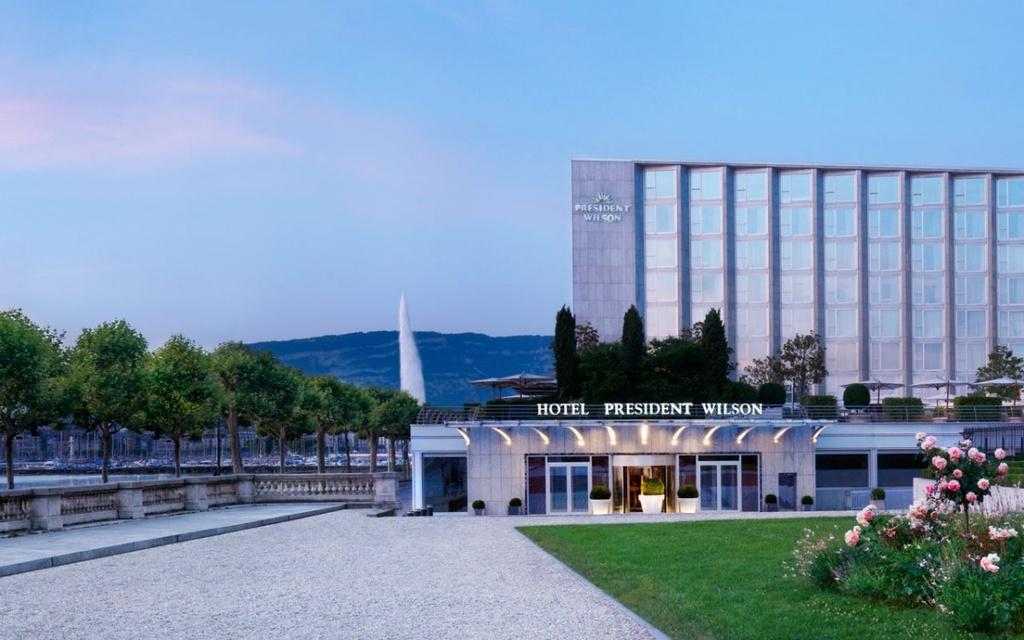 Khách sạn President Wilson được xây dựng vào năm 1962 với những căn phòng hạng sang cùng chất lượng dịch vụ đẳng cấp quốc tế.