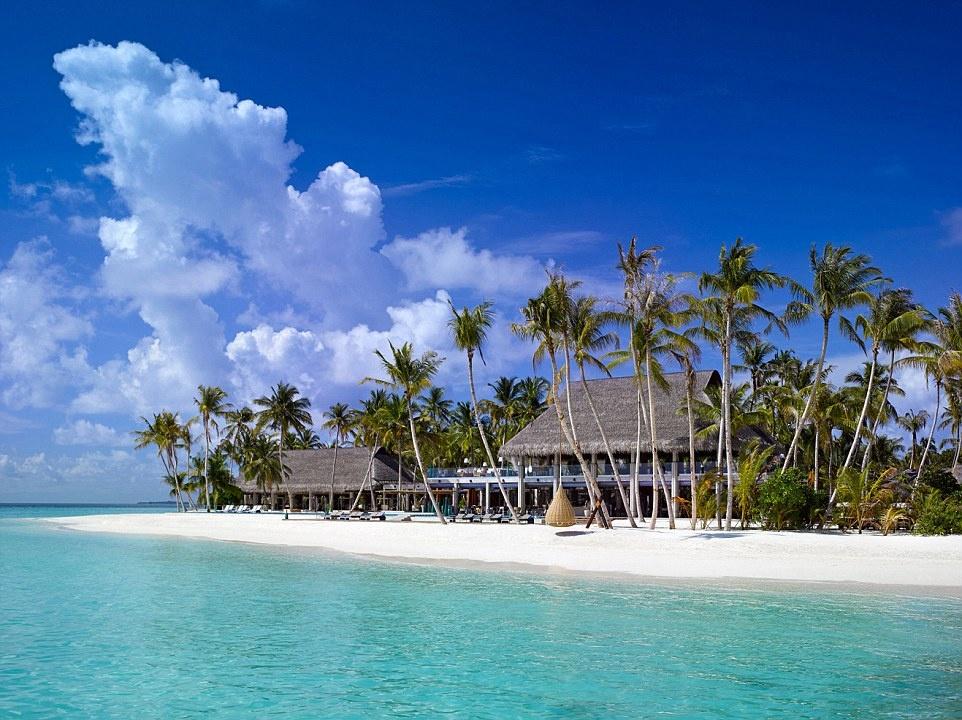 Nhung noi nghi trang mat lang man nhat hanh tinh hinh anh 4 Các cặp đôi mới cưới có thể chọn Velaa ở Maldives, khách sạn trăng mật tuyệt nhất Ấn Độ Dương, để có một kỳ nghỉ yên tĩnh, riêng tư.