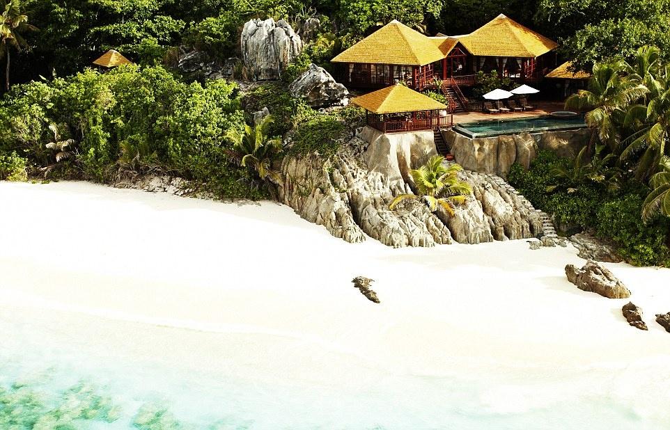 Nhung noi nghi trang mat lang man nhat hanh tinh hinh anh 7 Với những ai muốn có sự riêng tư tuyệt đối, bạn có thể tới đảo tư nhân lý tưởng nhất thế giới cho kỳ nghỉ trăng mật - Frégate, thuộc Seychelles.