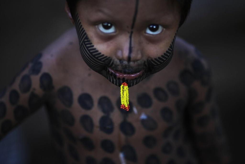 Cuoc song chat vat cua con nguoi trong rung Amazon hinh anh 3 1/10 số loài có mặt trên trái đất sinh sống dưới tán rừng, trong đó có con người. Khoảng 400-500 bộ tộc thổ dân coi Amazon là nhà.