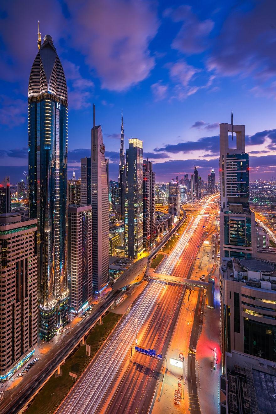 Dubai ve dem nhu thanh pho trong phim vien tuong hinh anh 4