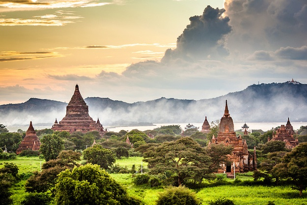 Nhung buc anh cuon hut du khach toi dat Phat Myanmar hinh anh 4