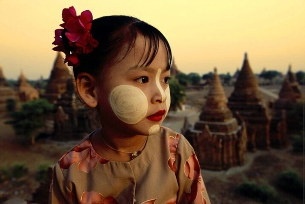 Nhung buc anh cuon hut du khach toi dat Phat Myanmar hinh anh 9