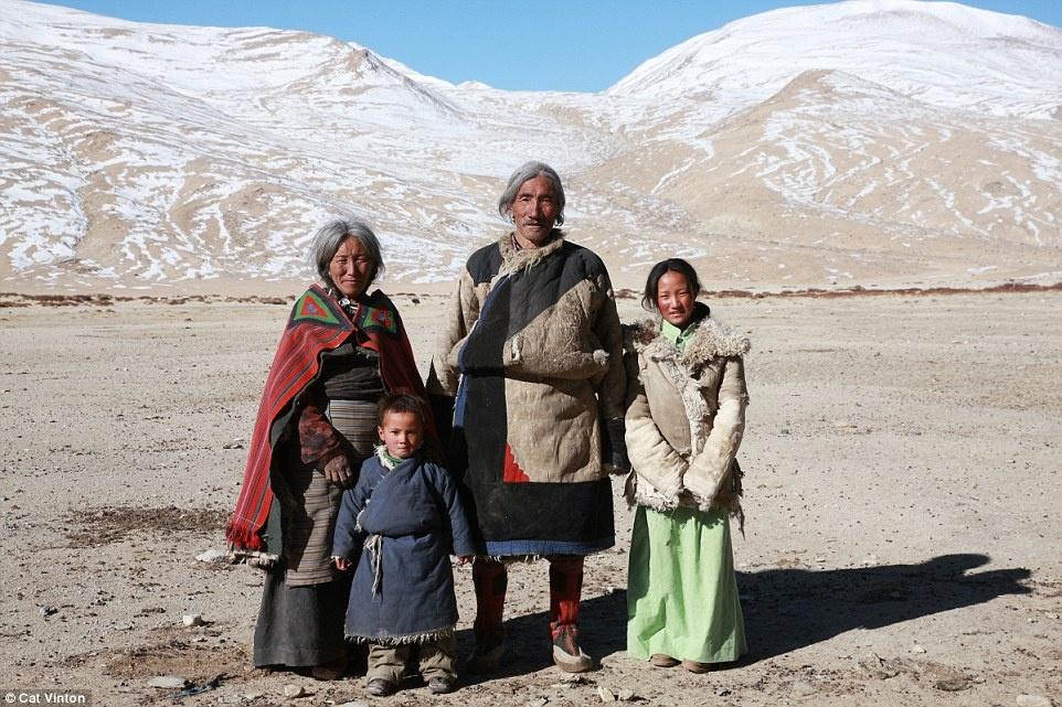 Cuoc song khong tien, khong cong nghe cua bo toc o Himalaya hinh anh 3