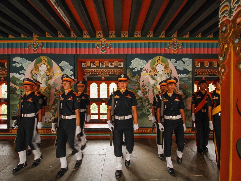 Hinh anh quoc gia Phat giao Bhutan thanh binh hinh anh 11