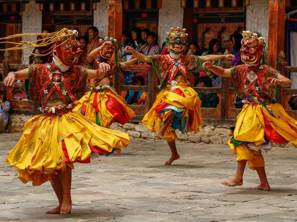 Hinh anh quoc gia Phat giao Bhutan thanh binh hinh anh 5