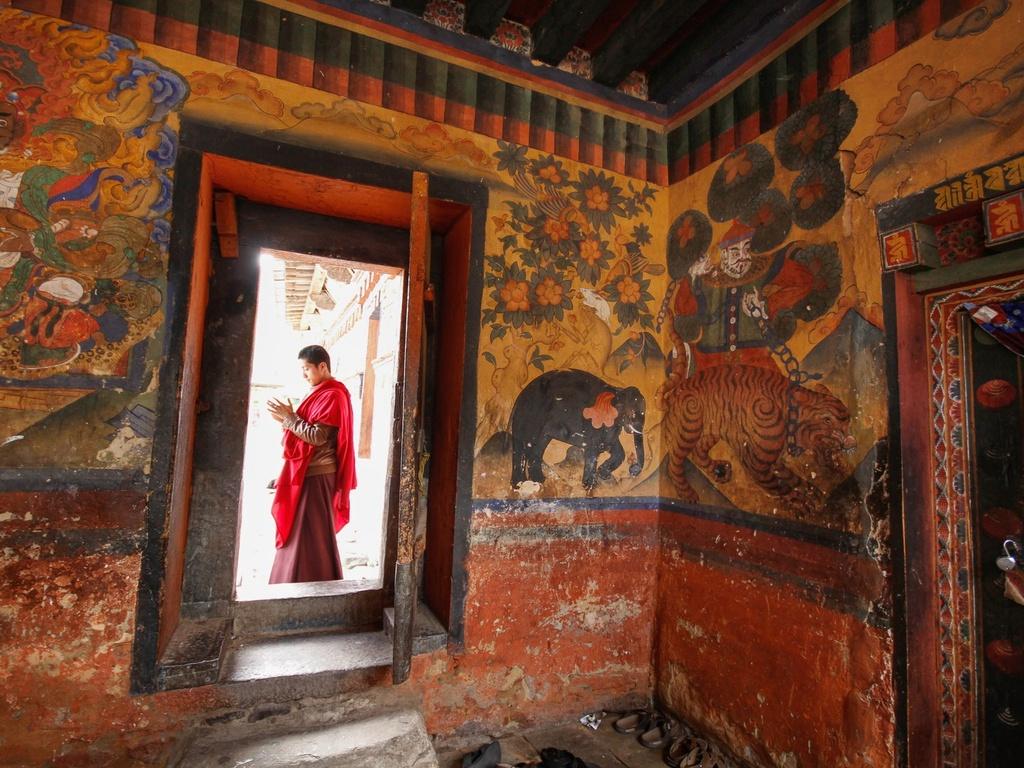 Hinh anh quoc gia Phat giao Bhutan thanh binh hinh anh 7