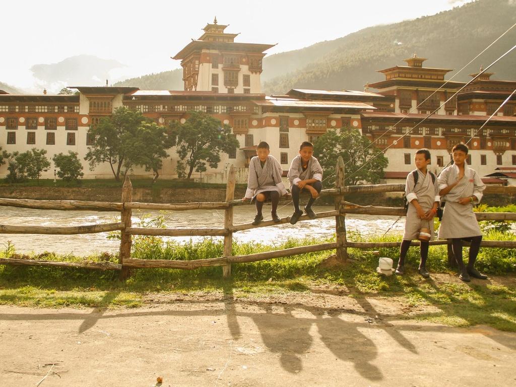 Hinh anh quoc gia Phat giao Bhutan thanh binh hinh anh 9