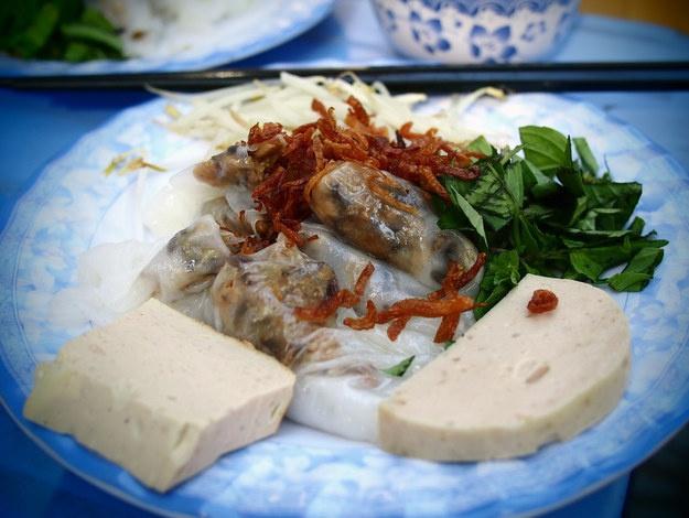 Blogger du lich me bun rieu, banh cuon Viet hinh anh 4