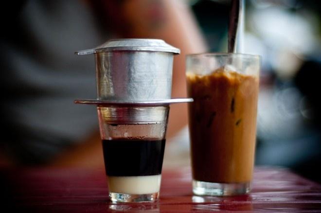 Image result for cà phê sữa đá