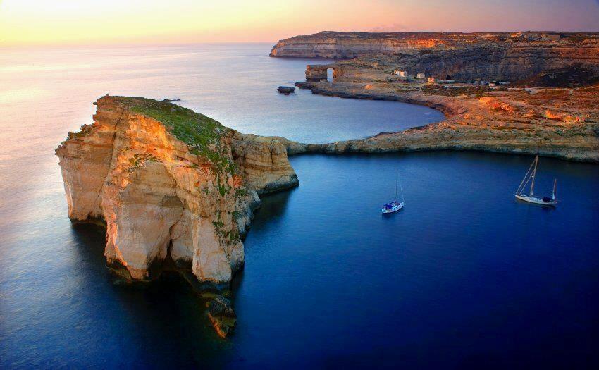 Malta - quoc dao tran ngap anh mat troi o Dia Trung Hai hinh anh 16