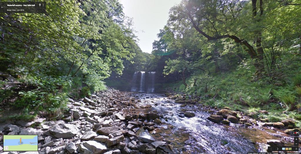 Khung canh ky vi cua trai dat qua Google Street View hinh anh 5
