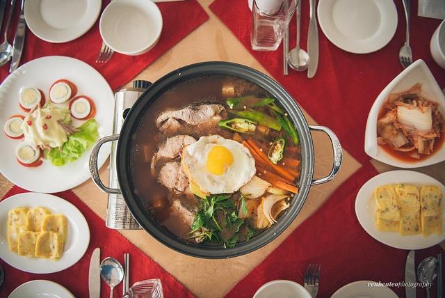 Dac san Trieu Tien: It lua chon, kem hap dan hinh anh 11