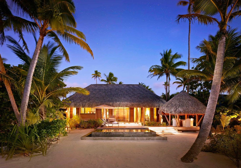 Resort Viet vao top khu nghi duong sinh thai hang dau the gioi hinh anh 5