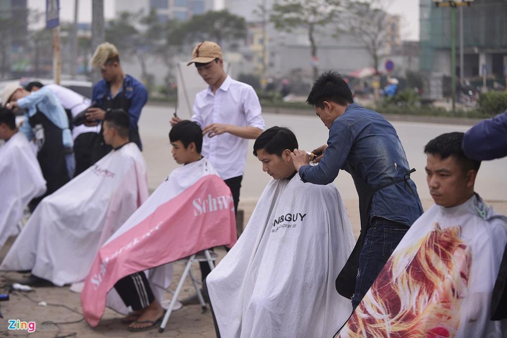 Xep hang vao 'salon' toc via he mien phi hinh anh 2