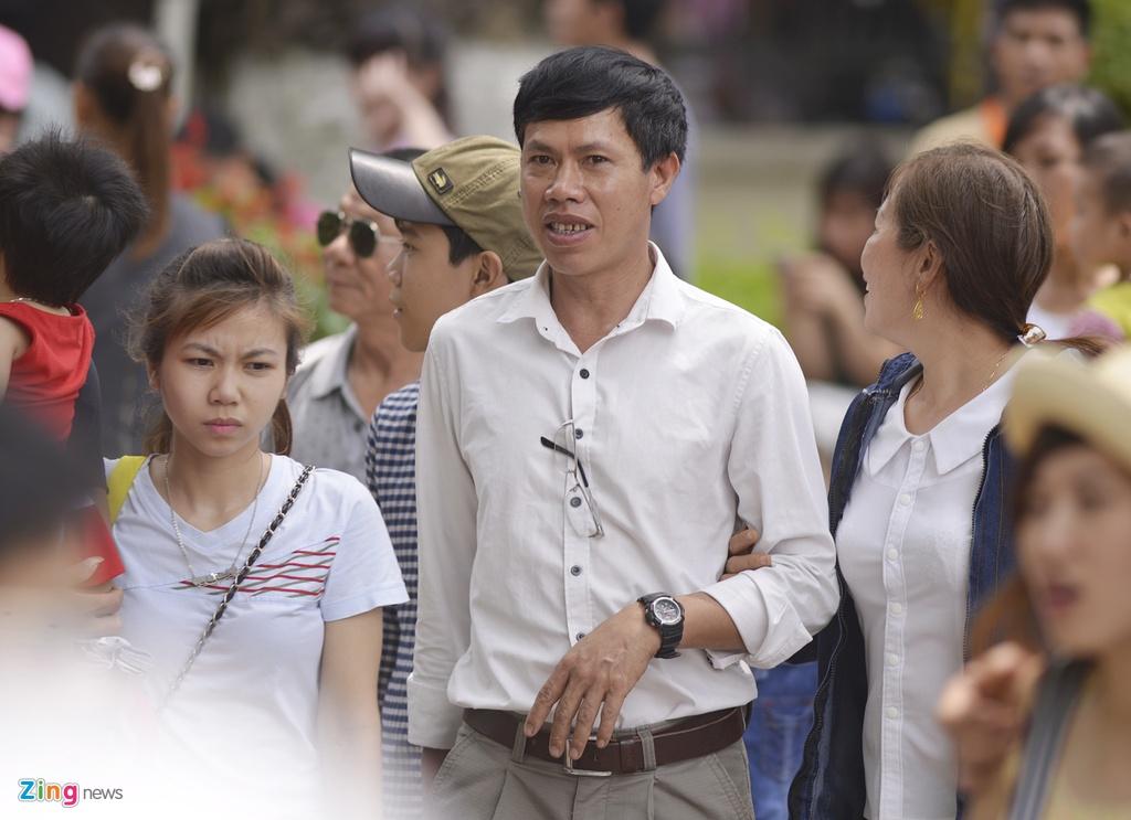 Du khach do ve Thao Cam Vien, Thu Le vui choi hinh anh 4