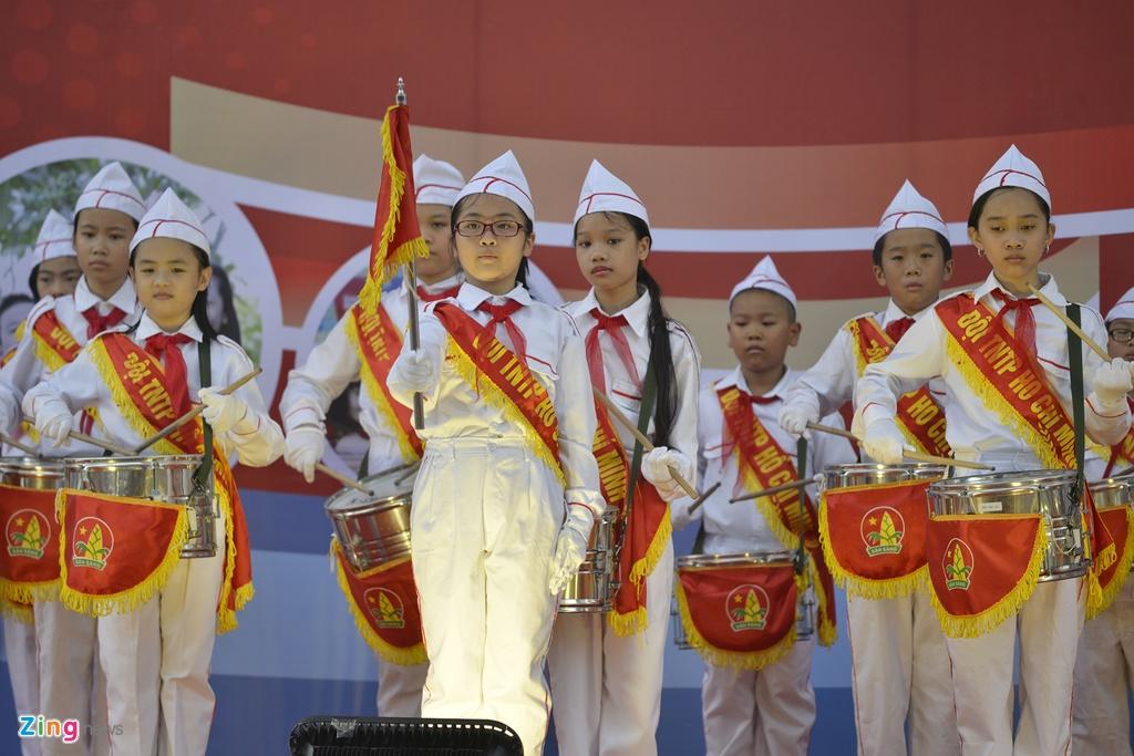 Le khai giang tai ngoi truong chat luong cao o Ha Noi hinh anh 3