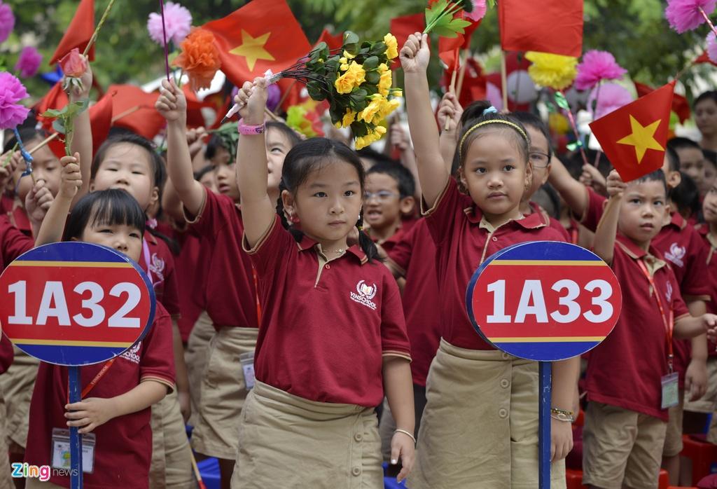 Le khai giang tai ngoi truong chat luong cao o Ha Noi hinh anh 4
