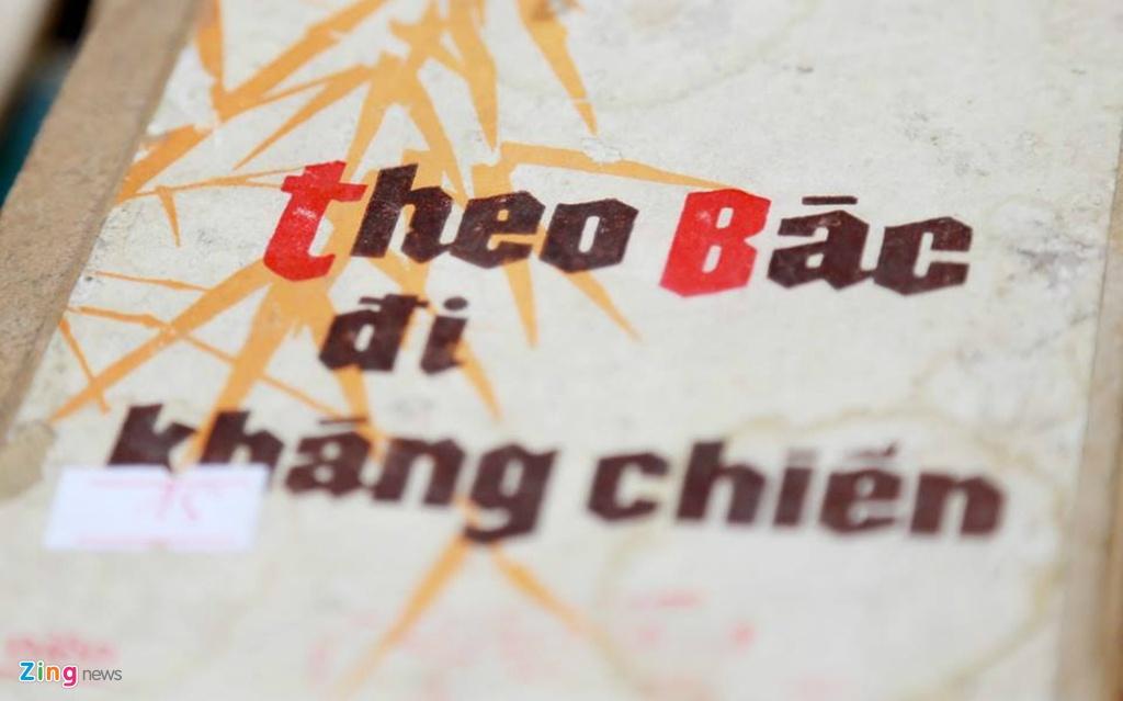Trung bay 20 tan sach cu tai Hoang thanh Thang Long hinh anh 6