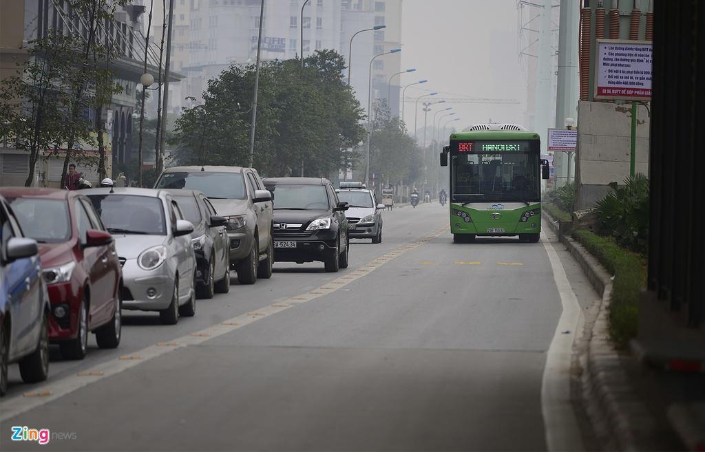 Ngay dau hoat dong cua buyt nhanh BRT anh 4