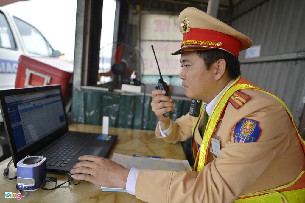 Nha xe ne camera bat khach tren cao toc Noi Bai hinh anh 8