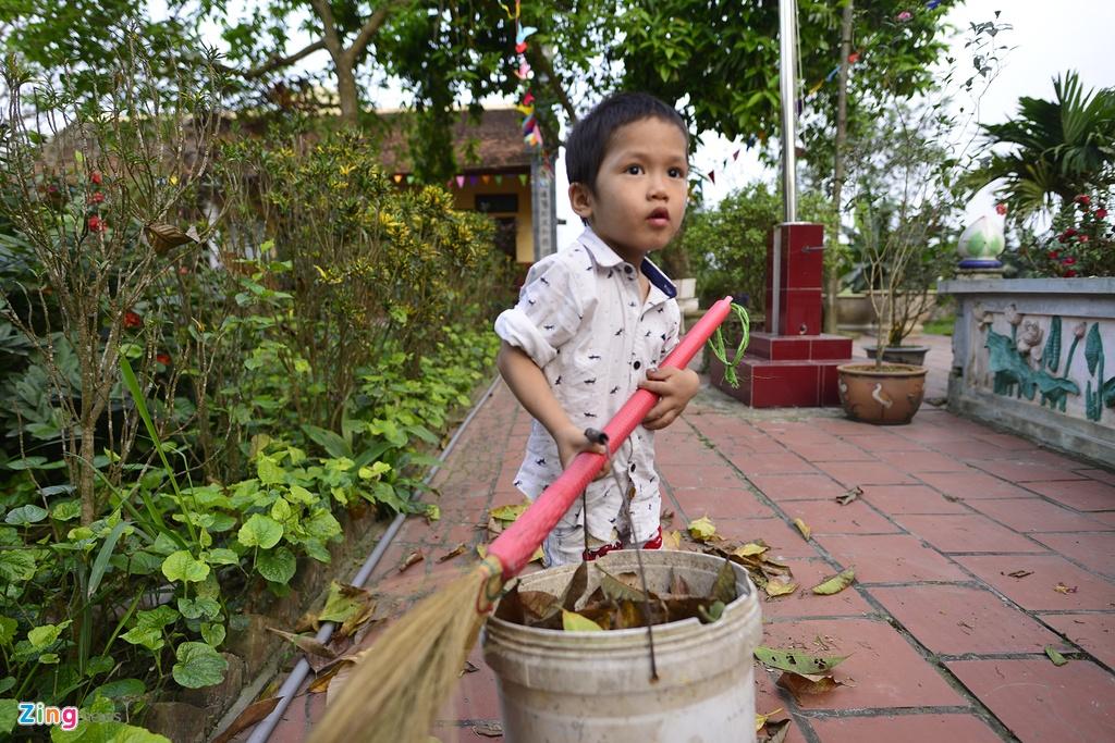 Nhung nguoi con ten Tam cua nha su tai chua Thai An hinh anh 12