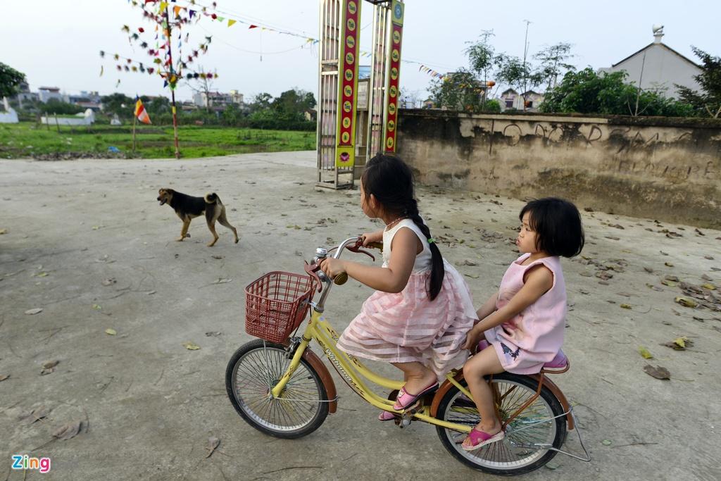 Nhung nguoi con ten Tam cua nha su tai chua Thai An hinh anh 13