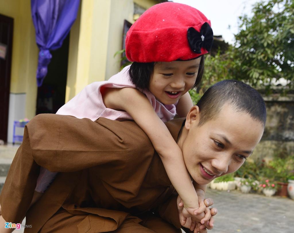 Nhung nguoi con ten Tam cua nha su tai chua Thai An hinh anh 3