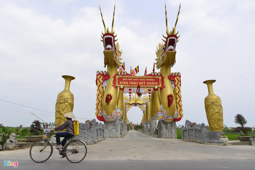 Dien tho 'khung' o Thai Binh anh 2