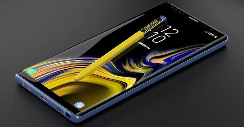 Chiec Galaxy Note moi cua Samsung se trinh lang vao dem nay hinh anh 4