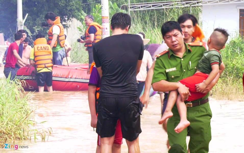 canh sat so tan hang tram nguoi o Binh Phuoc anh 7