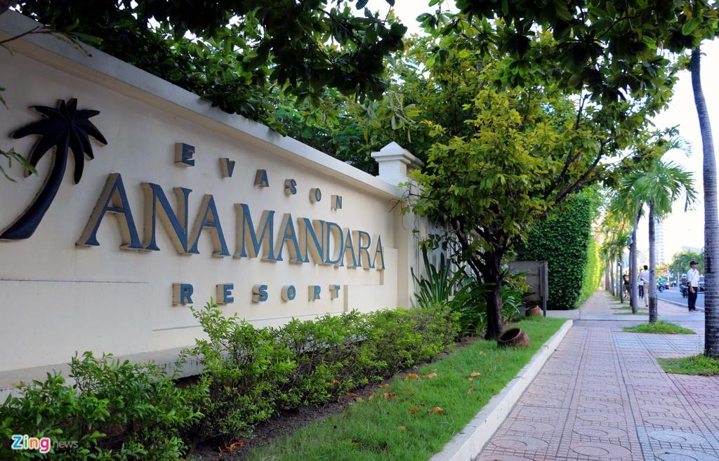 Resort Ana Mandara van chan bien sau khi het thoi han thue dat hinh anh 4