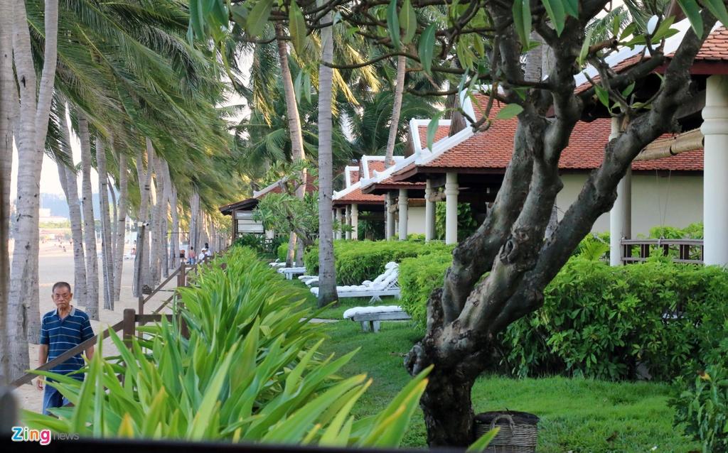 Resort Ana Mandara van chan bien sau khi het thoi han thue dat hinh anh 7