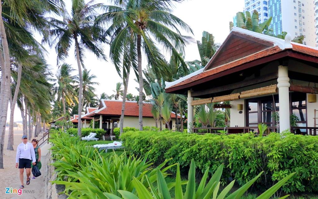 Resort Ana Mandara van chan bien sau khi het thoi han thue dat hinh anh 9