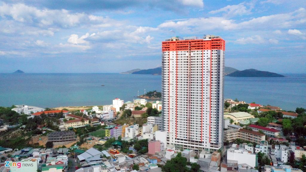 Hàng loạt sai phạm tại chung cư 40 tầng ở Nha Trang