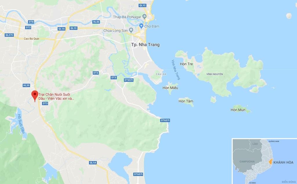 Tham 'nha' 17.000 chu chuot nam Canh Ty hinh anh 12 map_KhanhHoa_anbinh.JPG
