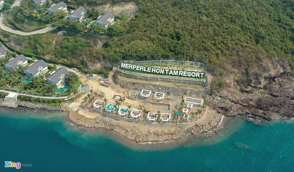Rạn san hô ở khu bảo tồn vịnh Nha Trang bị hủy hoại