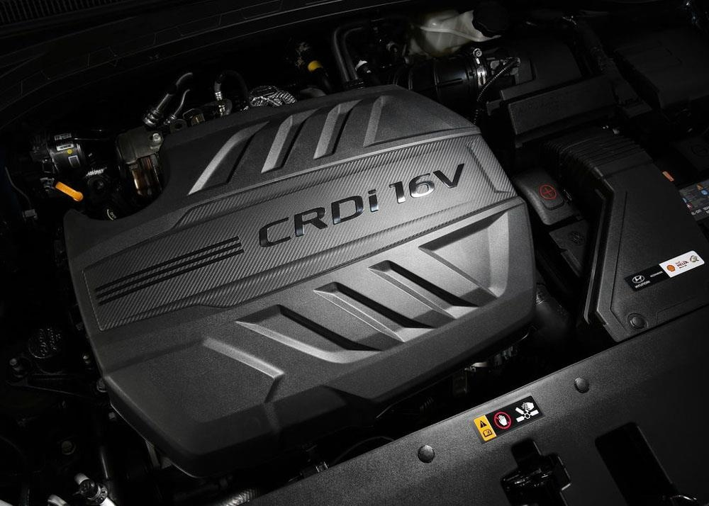 Mazda CX-8 2019 vs Hyundai Santa Fe 2019: Ve hien lanh doi dau ca tinh hinh anh 4