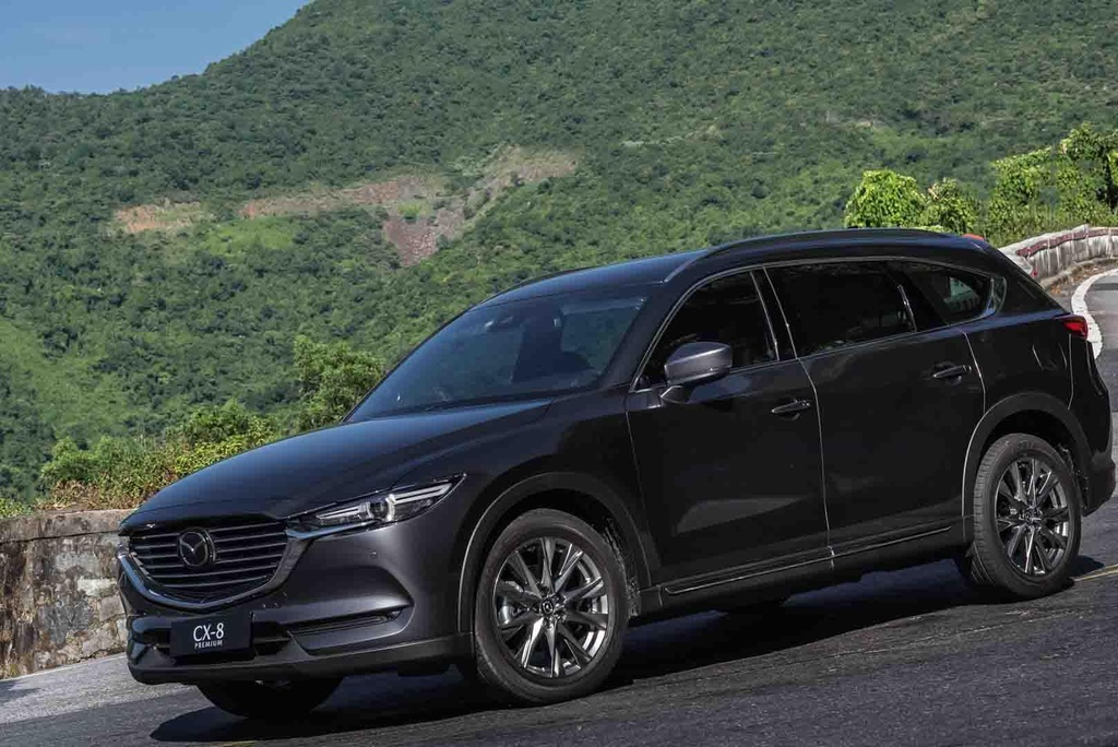 mazda,  ford,  cx8,  everest anh 14