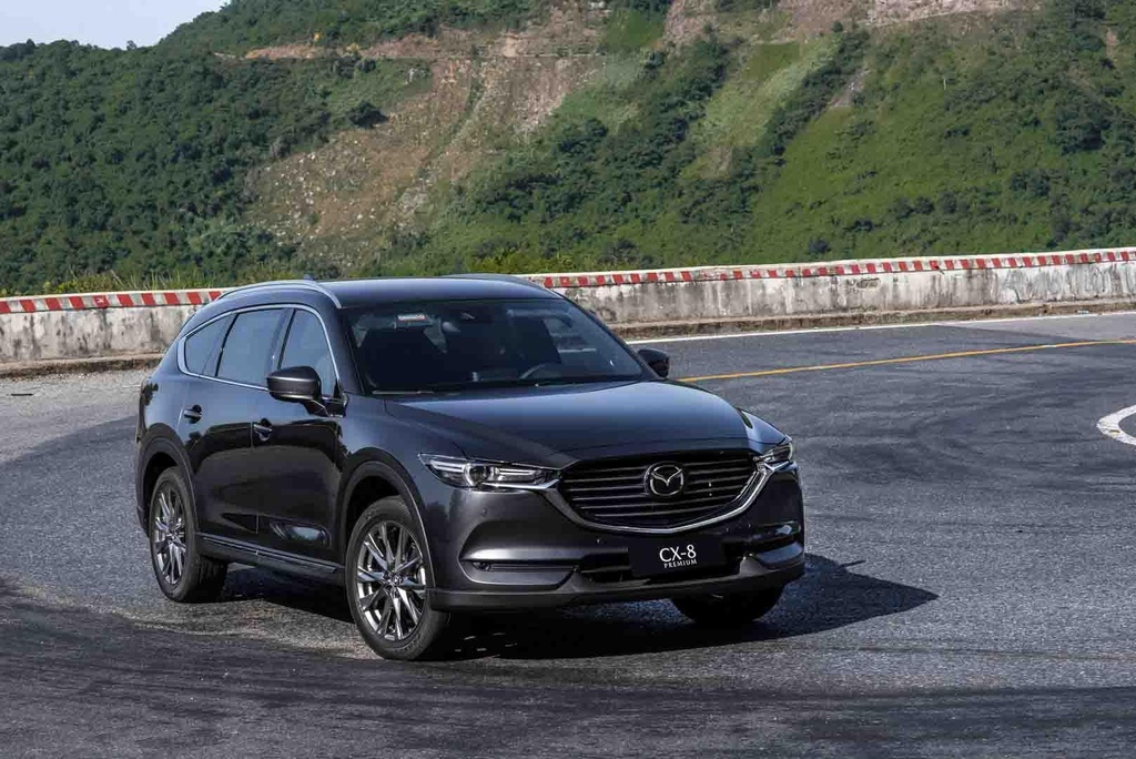 mazda,  ford,  cx8,  everest anh 7